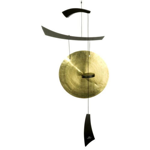 NEW Woodstock Chimes Emperor Gong Large Black