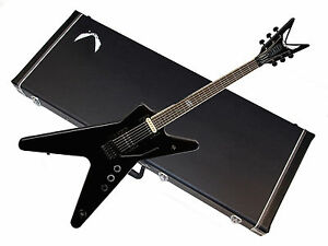 DEAN-Dimebag-Showdown-ML-electric-GUITAR-new-w-HARD-CASE-DIME-Floyd-Rose