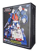 Takara Transformers Masterpiece MP-22 Ultra MAGNUS G1 With trailer DHL FAST SHIP