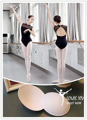 Adult Sleeveless  Ballet Leotard Dance Gymnastics Dance Leotard Clothes Dress