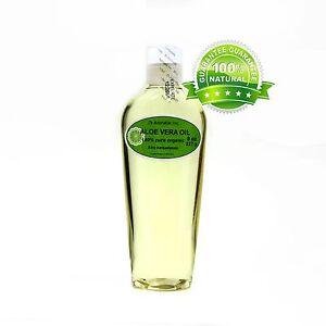 Pure-Aloe-Vera-Oil-2-oz-4-oz-8-oz-16-oz-up-to-gallon-Free-shipping-Organic