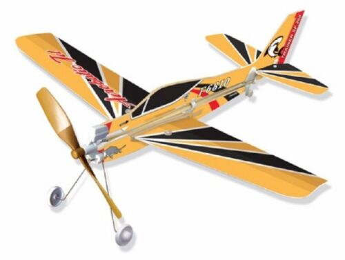 SF-260-Rubber-Band-Powered-Model-Light-Plane-Kit-Lyonaeec-Trainer
