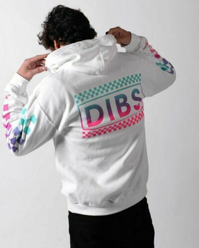 DIBS Clothing Men Hoodie FINISH LINE Casual Wear Premium fabric Made in USA