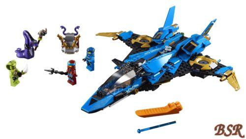 70668 Jays Tonnerre-Jet /& 0 LEGO ® Ninjago € expédition /& NOUVEAU /& NEUF dans sa boîte!