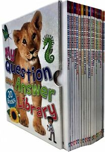 Miles-Kelly-My-Question-and-Answer-Library-Collection-20-Books-Box-Set-Pack