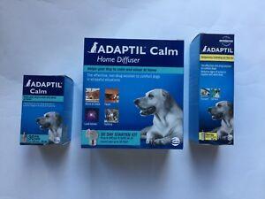 Adaptil Calm Home Diffuseur / Spray de Recharge