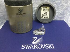 Swarovski Crystal Roe Deer Fawn 7608000001 183271. Retired 1998. MIB