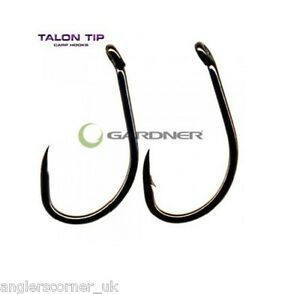 Barbed /& Barbless Gardner Covert Talon Tip Hooks