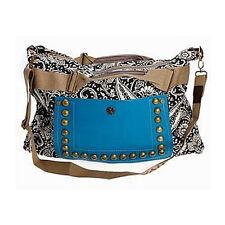 Damen Canvas Shopper Damentasche Handtasche Schultertasche Tasche Henkeltasche