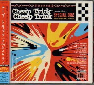 Cheap-Trick-Special-One-JAPAN-CD-with-OBI-1-Bonus-Track-VICP-62179