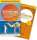 MARCO POLO Reiseführer Rotes Meer, Sinai von Laura Schmid (2013, Taschenbuch)