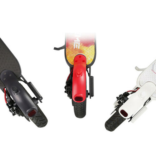 Upgraded Fender Short Ducktail for Xiaomi M365//M187//Pro Rear Mudguard Back WiWF
