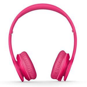 New-Genuine-Beats-by-Dr-Dre-Solo-HD-Wired-On-Ear-Headphones-Matt-Pink