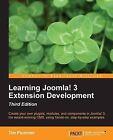 Learning Joomla! 3 Extension Development by Timothy John Plummer (Paperback, 2013)