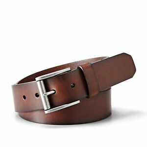 Fossil-Dacey-Mens-Genuine-Leather-38MM-Belt-Casual-Jean-Belt
