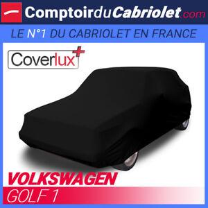 Housse-Coverlux-sur-mesure-en-Jersey-noir-pour-Volkswagen-Golf-1-cabriolet