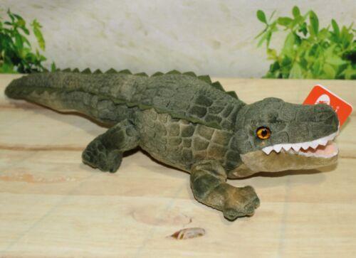 Wild Republic ALLIGATOR Plush Cuddlekins Stuffed Animal Reptile Toy NEW