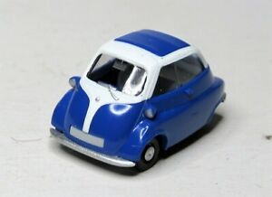 Wiking-1-87-BMW-Isetta-especial-color-violaceo-blanco