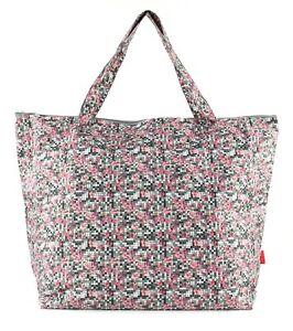 Oilily Falttasche mit festem Boden Tasche Einkaufstasche Beutel Umwelt Shopper
