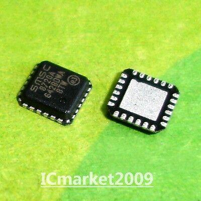 10 PCS LAN8720A-CP-TR QFN24 LAN8720 8720A HP Auto-MDIX Support