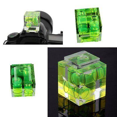 3 Axis Hot Shoe Gradienter Spirit Level for Nikon D7200 D7100 D5500 D5300 D5200