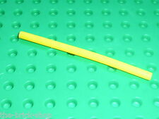 Gaine LEGO technic pneumatic yellow Tubing ref x188 for minifig set 8250 8299
