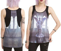 The Mortal Instruments: City Of Bones Tripp Ny Angel Raziel Tank Top Blouse