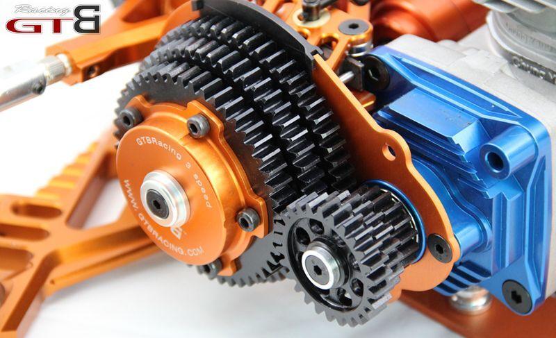 RC GTB 1 5 3 speed variable speed system hpi km rv baja 5 b ss 5 t sc gm