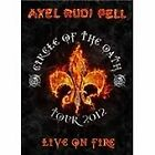 Axel Rudi Pell - Live on Fire (Circle of the Oath Tour 2012/Live Recording/+2DVD, 2013)
