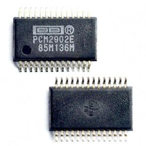 1PCS PCM2902E Audio CODEC,Stereo Audio CODEC With USB SSOP28