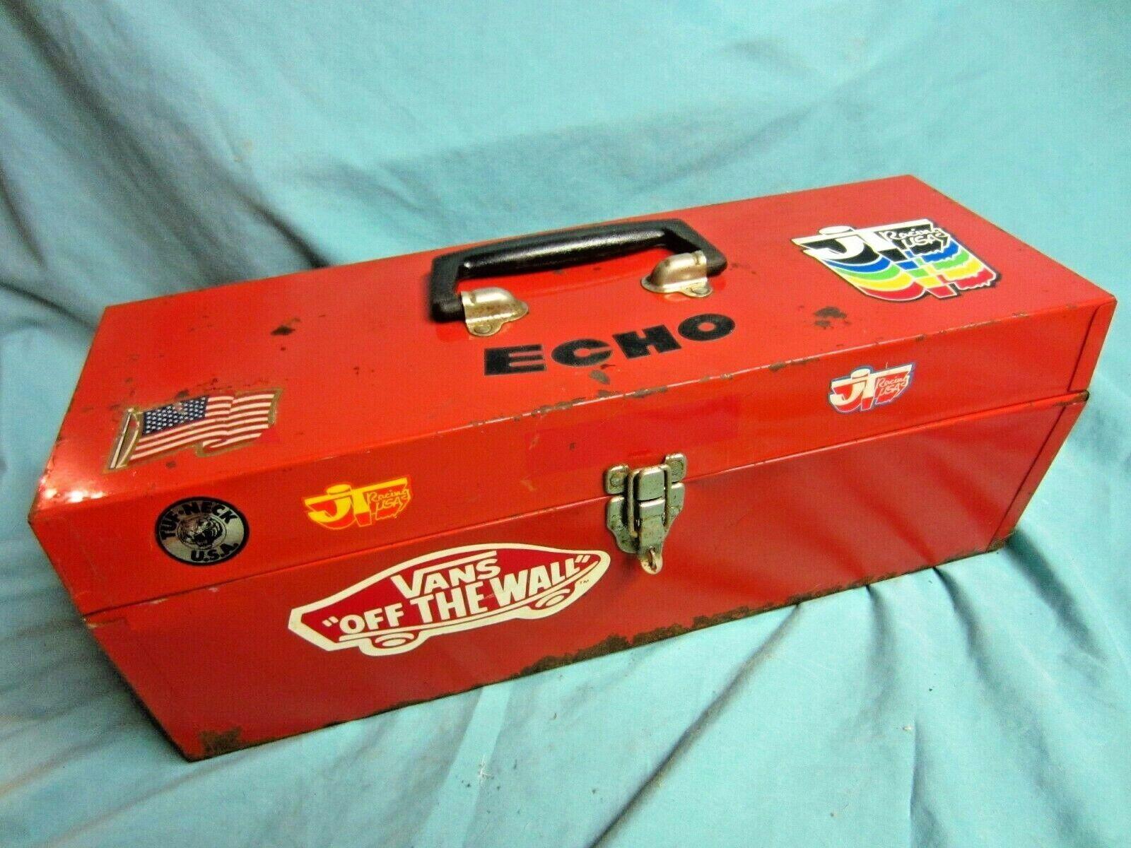 Vintage Old School BMX Metal Toolbox  70's-80's  customers first