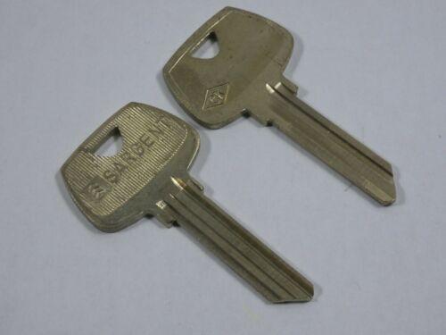 Sargent Original Keyblank CK  Keyway 6-Pins