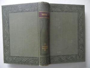 Meyers-classique-Ausgabe-de-Schiller-uvres-bande-13