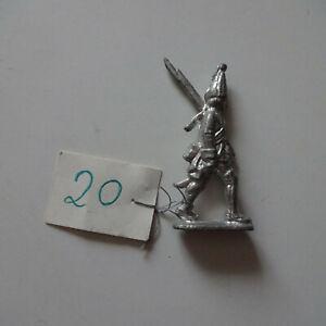 Lavare Miniatura Figura IN Metallo