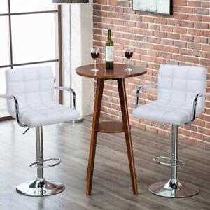 2 Sgabelli da Bar Cucina Alti Sedie Cucina Moderne Ecopelle ...