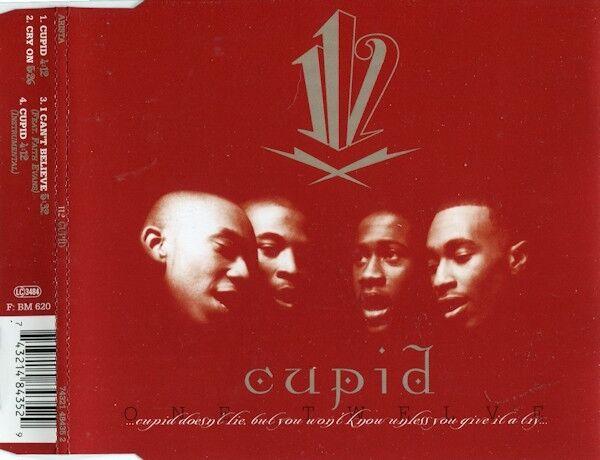 112 Maxi CD Cupid - Europe (M/EX)