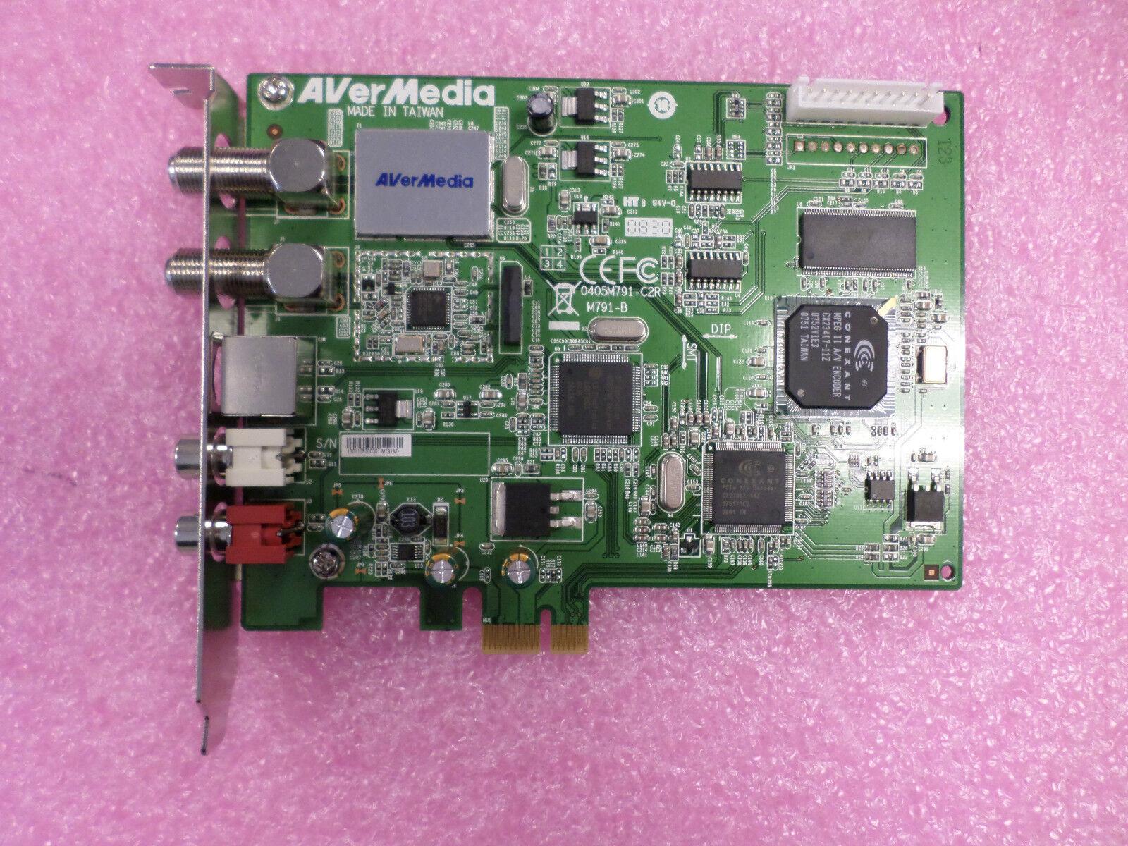 AVERMEDIA M780 PCIE DRIVERS WINDOWS 7 (2019)