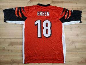aj green orange bengals jersey