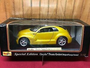 Chrysler Panel Cruiser 1 18 Die Cast Maisto Special Edition