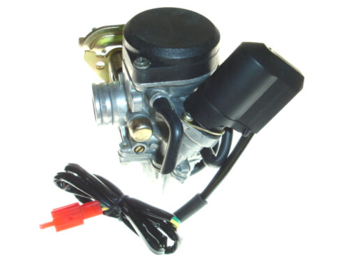 50CC GY6 CHINA ATV SCOOTER MOPED PD18J CARBURETOR FOR QMB139