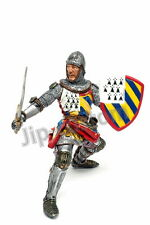"Papo Toys Prestige Medieval 3.5"" Knights Figure"