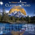 The Ultimate Most Relaxing Classical Piano Music In the Universe (CD, Jul-2007, 2 Discs, Denon Records)