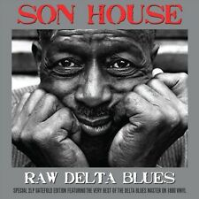 Son House - Raw Delta Blues [New Vinyl] UK - Import