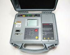 Amprobe Amb 110 High Voltage 10000v Insulation Resistance Tester Amb110