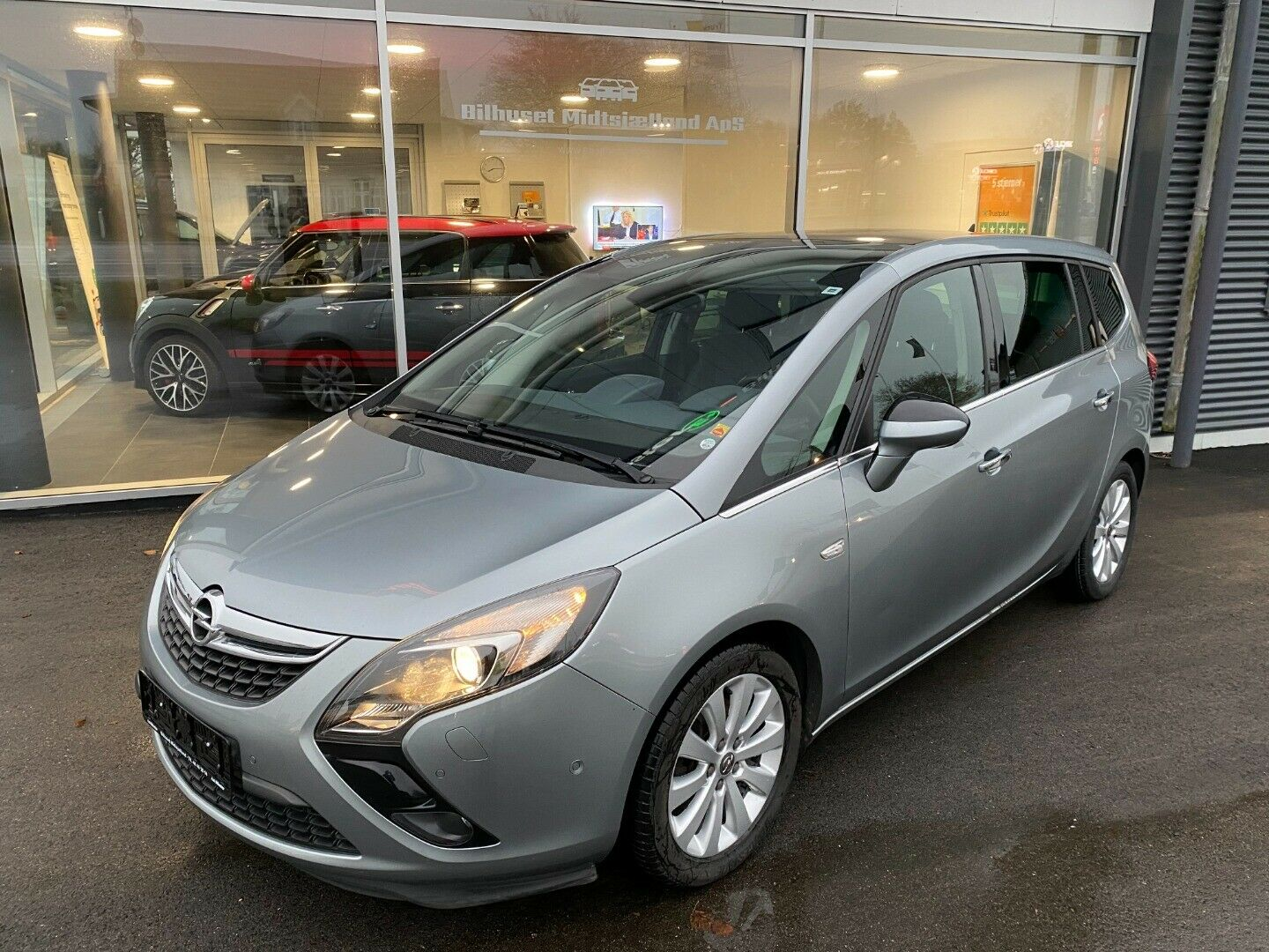 Opel Zafira Tourer 1,4 T 140 Cosmo eco 5d - 139.900 kr.