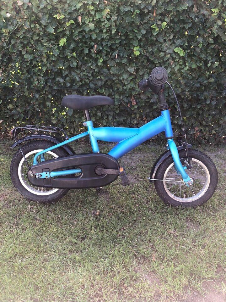 Drengecykel, classic cykel, 12 tommer hjul