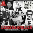 Leiber & Stoller: The Absolutely Essential by Various Artists (CD, Sep-2014, 3 Discs, Big 3)