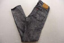 Levi's Mens 510 Blue Slim Fit SKINNY Leg Stretch Denim Jeans Size 36 X 30