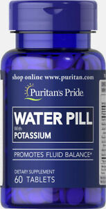 Puritan-039-s-Pride-Water-Pill-with-Potassium-60-Tablets-free-shipping