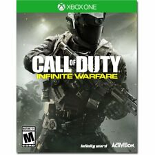 Call of Duty: Infinite Warfare (Microsoft Xbox One, 2016)